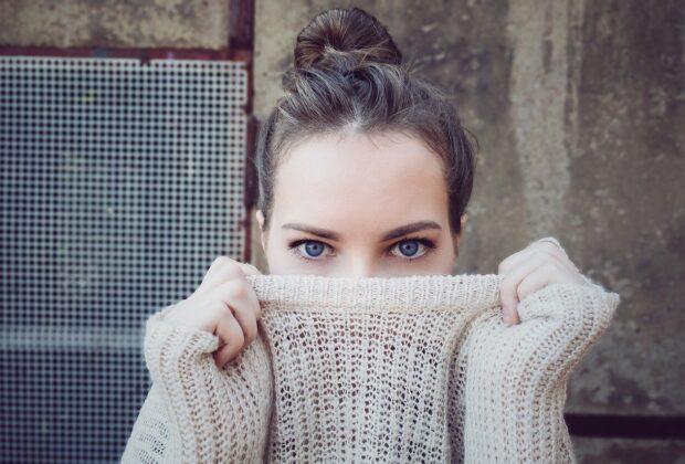 swetr damski
